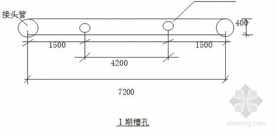 塑性混凝土防渗墙施工方案