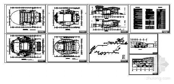 某影剧院空调设计图纸