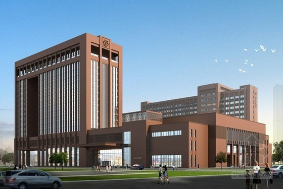 [北京]框剪结构五星级宾馆创绿色安全工地汇报PPT(鲁班奖,长城杯)