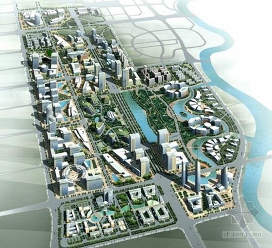 [四川]城市综合体规划及单体设计方案文本(国外知名建筑设计事务所)