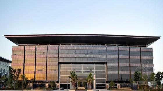 [浙江]会展中心展馆工程施工质量汇报(PPT格式 钱江杯)
