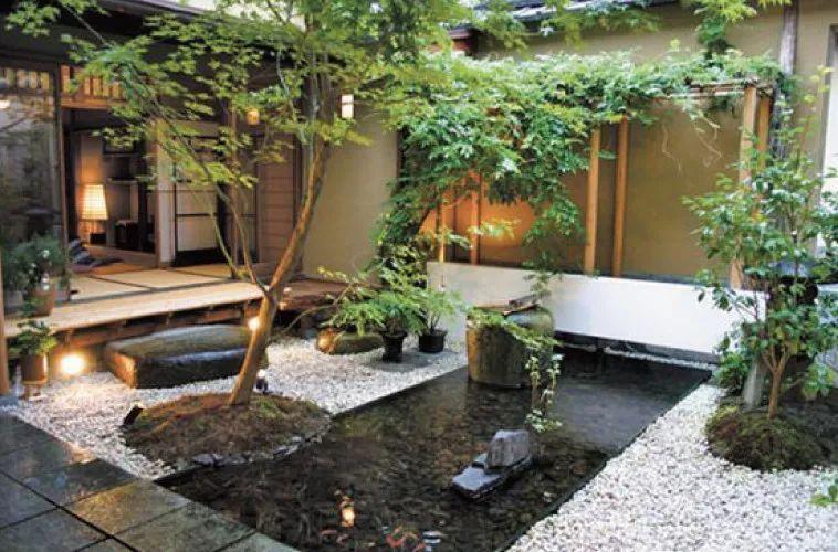 世界上最小的庭院!超美超意境!