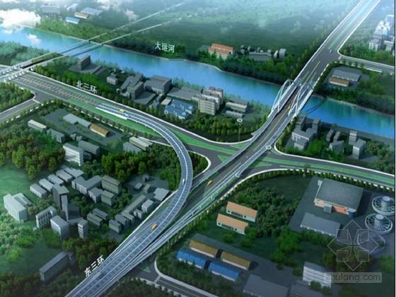 [江苏]城市高架快速路工程桥梁桩基专项施工方案(中建)