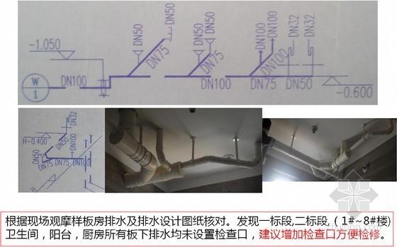 [天津]住宅小区工程检查亮点做法及存在问题-施工思考