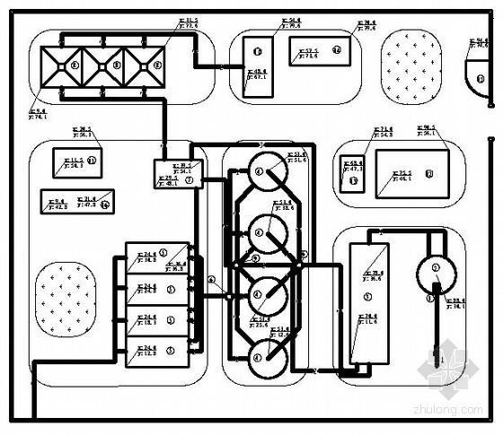 uasb反应器cad图资料下载-啤酒厂废水生物处理全套毕业设计