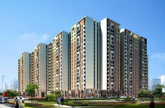 [山东]住宅楼工程投标书(商务标 技术标)