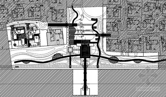[三亚]住宅小区样板区园林景观工程施工图(二期)