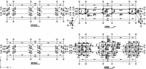 两层门卫房结构设计图
