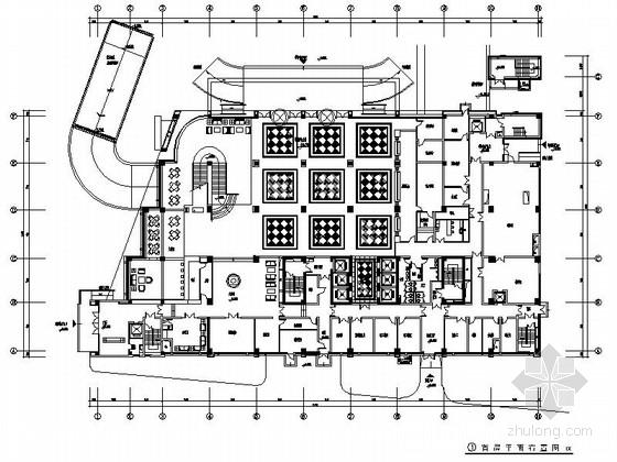 [江苏]省委行政学院研究机构新校区室内设计方案
