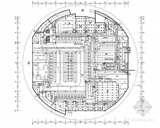 [上海]6层商业大厦全套电气施工图纸49张(甲级设计院)
