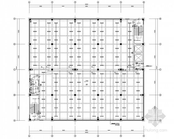 [广东]大型配套厂房全套电气施工图纸45张