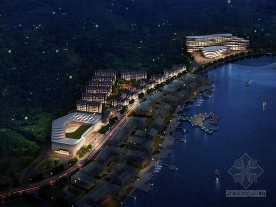 [湖北]现代风格商业综合体规划及单体设计方案文本(多个方案)