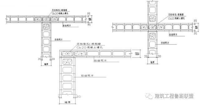 实例解析砌体工程的施工工艺流程及做法,没干过的也看会了!_17