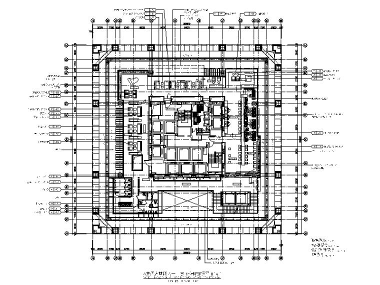 [北京]高端酒店套房设计CAD施工图(含实景图)