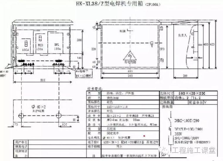 三级配电、二级漏电保护等配电箱及施工要求!_13