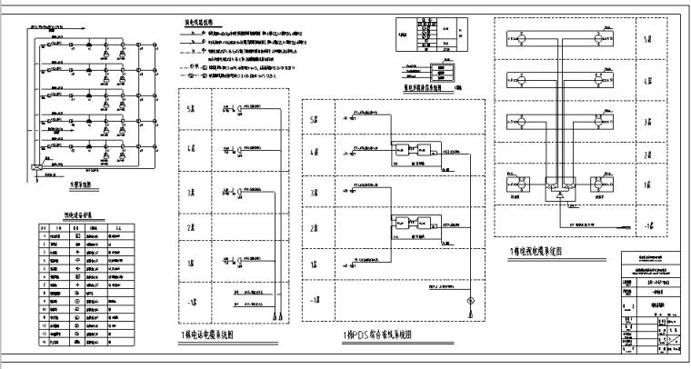 [成都]五幢多层商住楼强弱电设计图纸_5