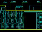 3层经典幼儿园建筑设计图
