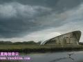 建筑可视化如何用Vray建筑渲染表现蓝海创意云