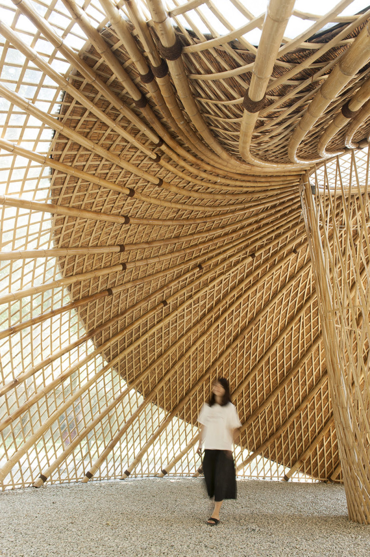 北京林业大学花园节信息亭-014-swirling-cloud-bulletin-pavilion-for-bjfu-garden-festival-by-sup-atelier