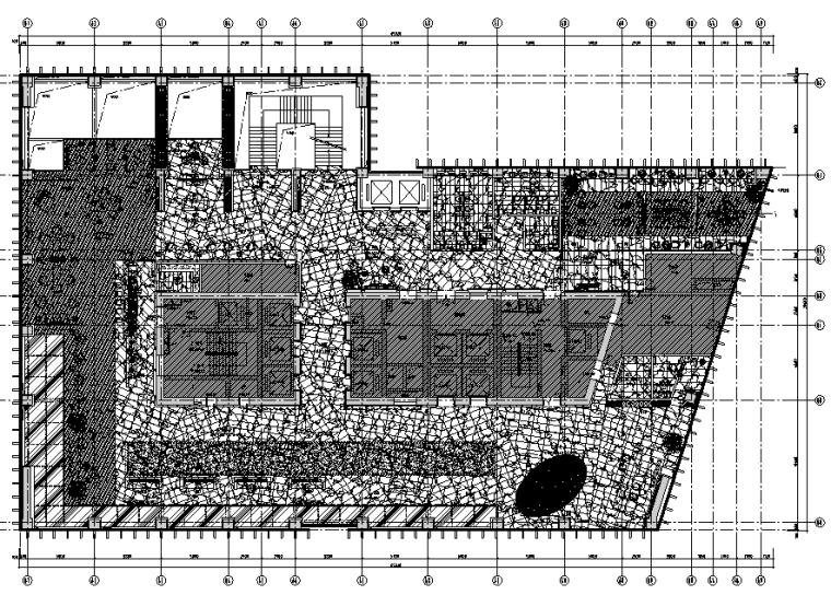 重庆威斯汀酒店施工图设计+效果图