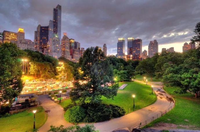 美国景观设计之父|奥姆斯特德和他的纽约中央公园_21