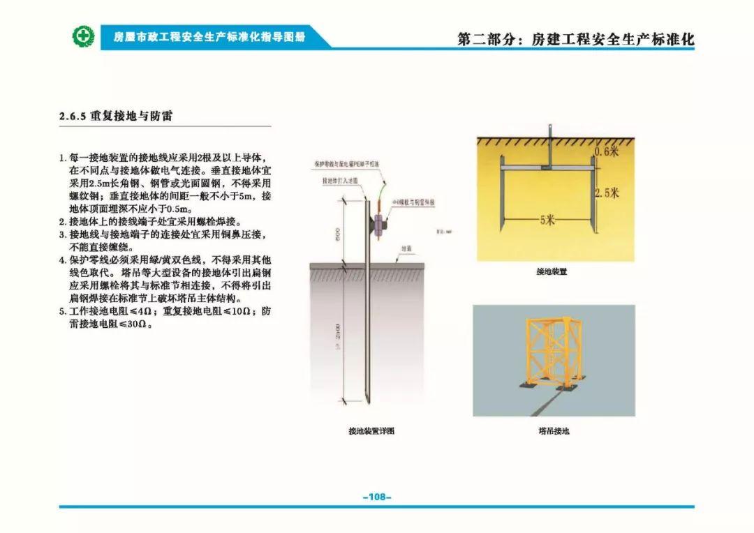 住建部权威发布《房屋市政工程安全生产标准化指导图册》_11