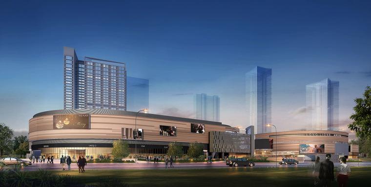 佛山国际体育演艺文化中心