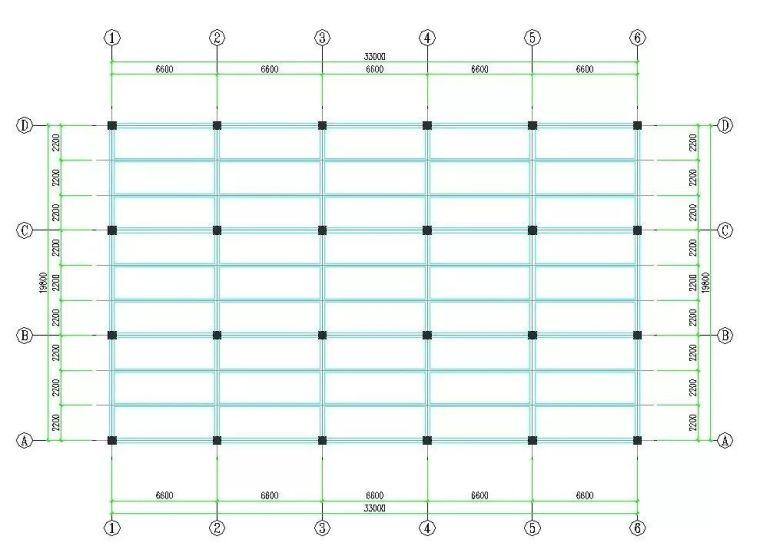 [框架结构手算实例]Part7单向板配筋计算