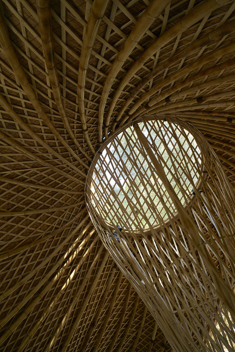 北京林业大学花园节信息亭-010-swirling-cloud-bulletin-pavilion-for-bjfu-garden-festival-by-sup-atelier