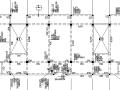 详细框架结构施工图(CAD,10张)