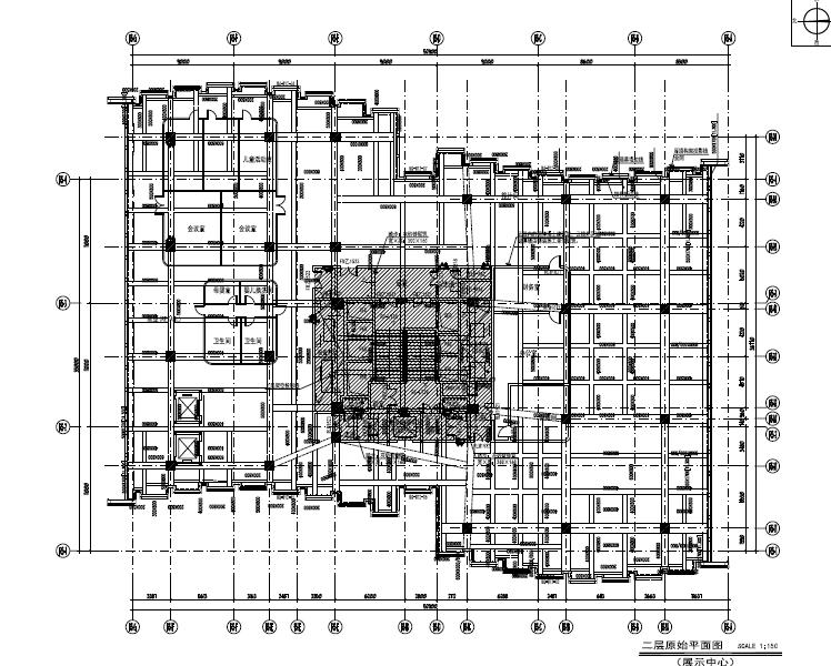 [北京]新中式设计师之家室内设计施工图(含效果图+实景图+视频)