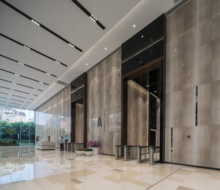 上海浦东前滩世贸建筑-9