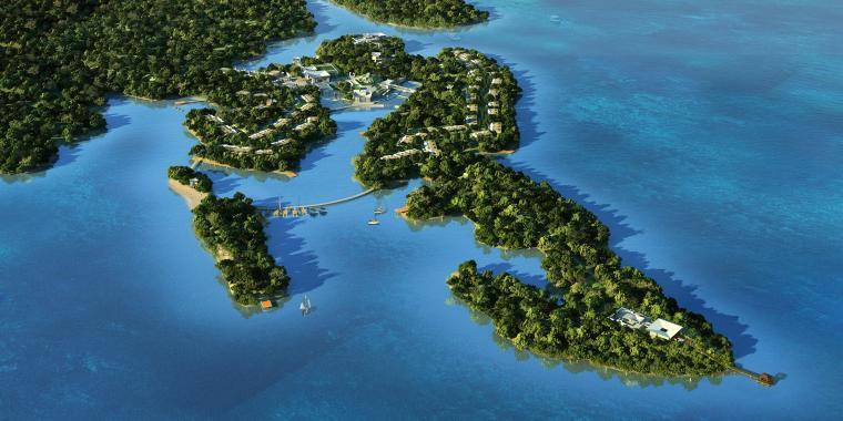 CCD-庐山西海度假村概念方案文本