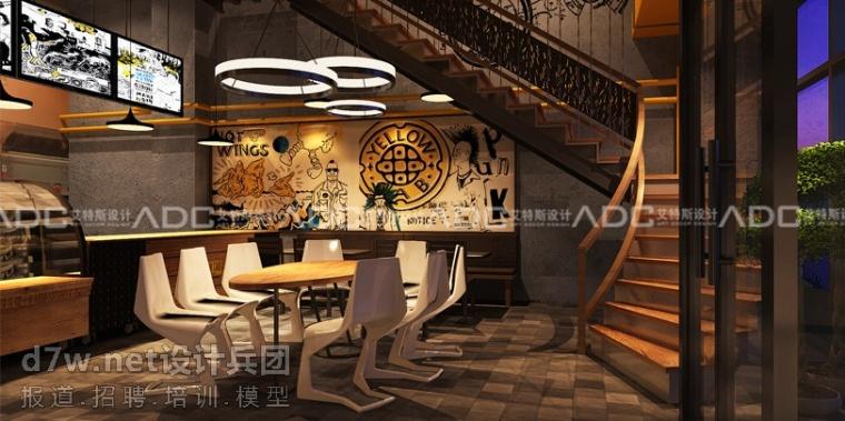 """互联网+餐饮""""时代下的餐厅设计如何增加餐饮品牌附加值?_6"""