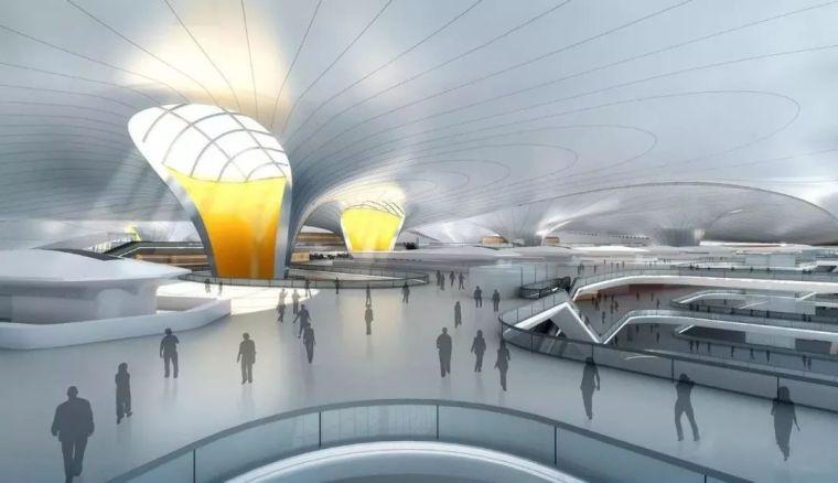 北京大兴国际机场建成了!!满满的黑科技……_32