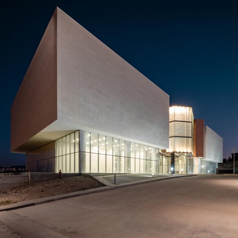 土耳其Hacettepe大学博物馆和生物多样化中心-14