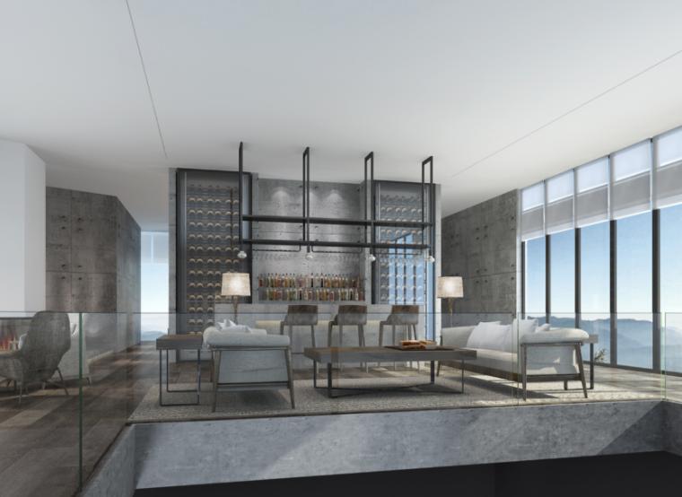 CCD--新中式秦岭悠然山度假酒店设计方案文本