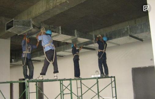 空调通风施工方案