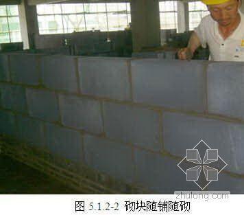 防治加气混凝土砌块填充墙抹灰开裂施工工法