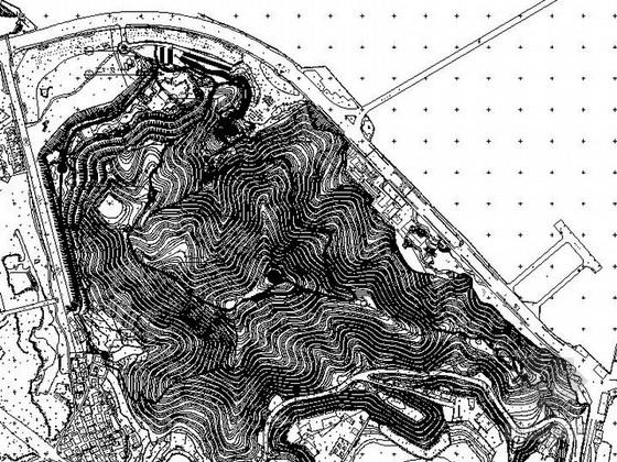 [浙江]城市休闲公园三期设计施工图
