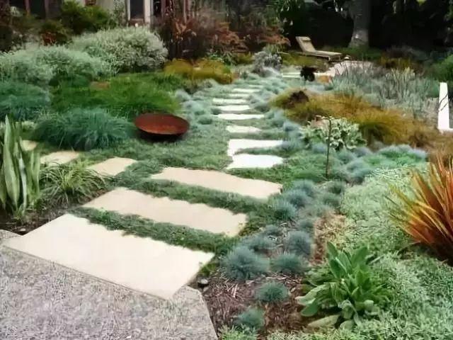 庭院景观,高差这样处理才美!