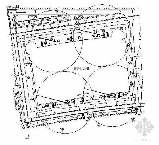 天津某国际商贸中心工程施工组织设计(海河杯)