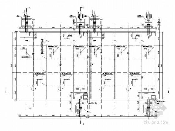 [四川]水厂供水工程初步设计施工图69张
