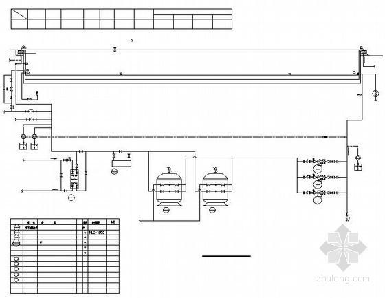 室内泳池、水疗池、漩涡池全套方案设计图纸