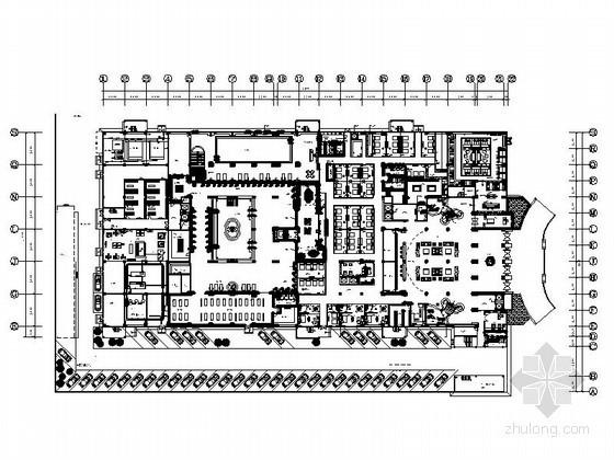 [河南]知名豪华大酒店室内装修图