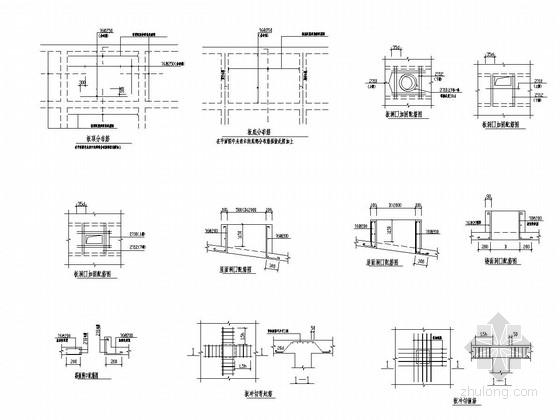 建筑设计院通用图
