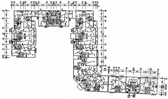 [无锡]某住宅楼全套电气图纸