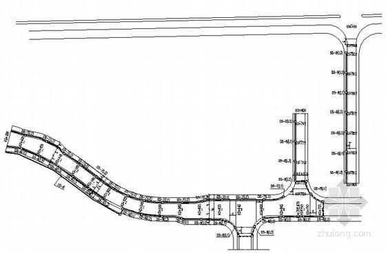 市政道路电气施工图纸