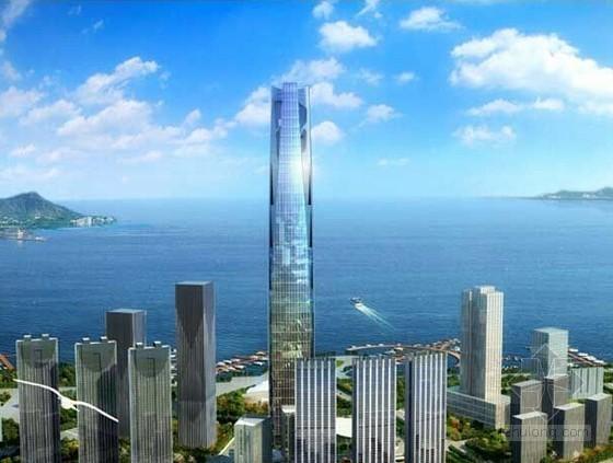 国内著名地标性超高层建筑成本分析