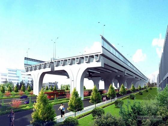 [广东]穿越城区高速公路改扩建工程方案探讨52页(含互通立交 图文并茂)